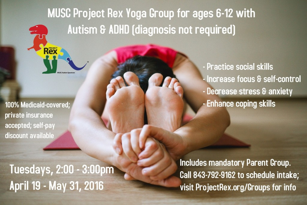Yoga Group March 2016 flyer
