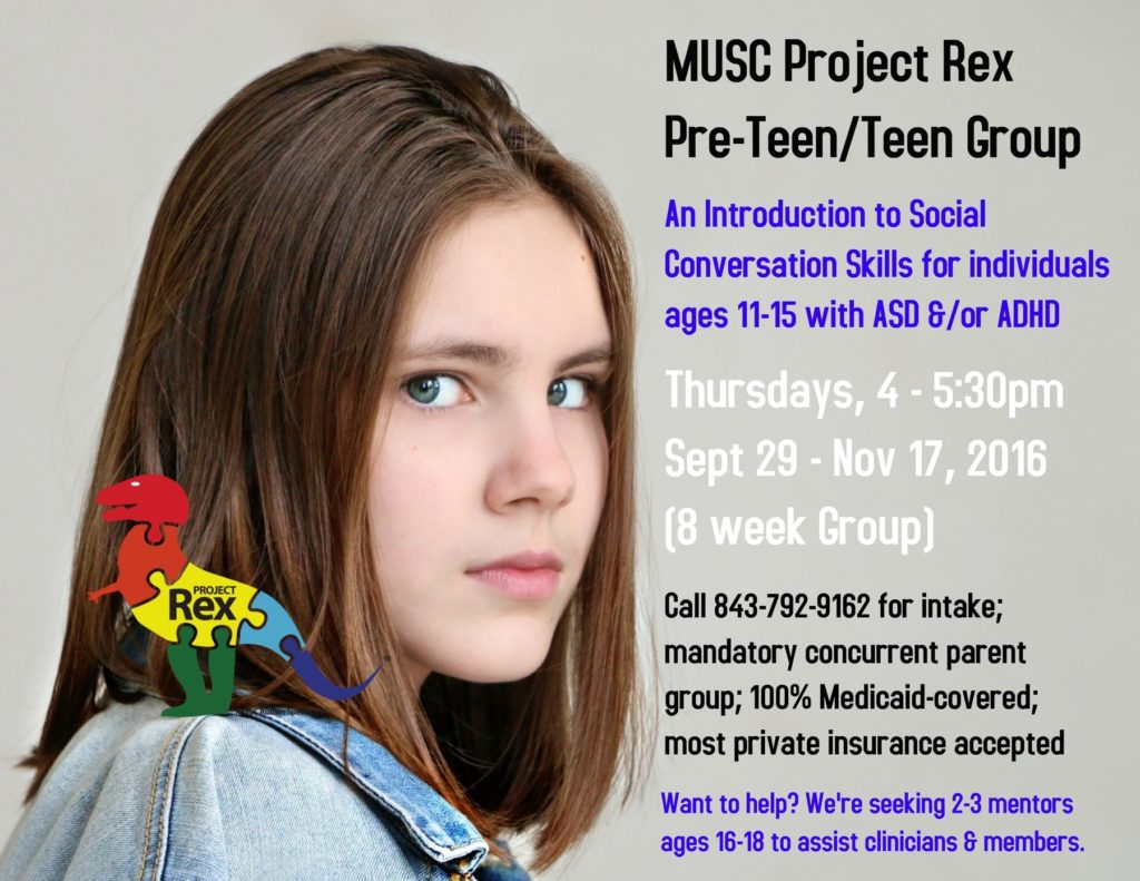 Pre Teen Teen Group Fall 2016 Low Res Flyer