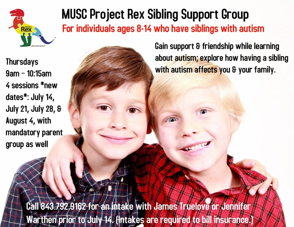 Sibling Support Group Low Res Flyer
