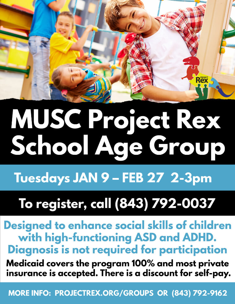 January 2018 Local Autism Events Roundup - Project Rex
