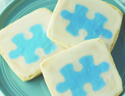 Every Cookie Counts: Pieces of Hope for Autism Panera Cookie Campaign
