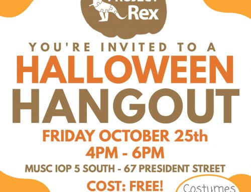 Register Now for Halloween Hangout!